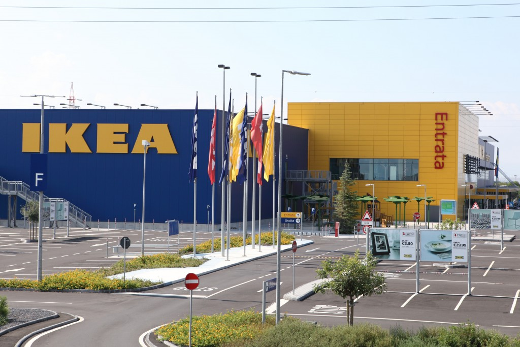 Ikea panificio ispirazione design casa - Portalegna ikea ...